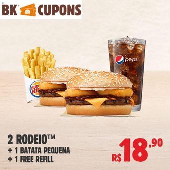 Burger King catálogo promocional (válido de 10 até 17 20-08)