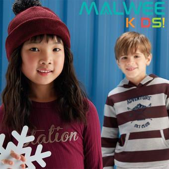 Malwee Kids catálogo promocional (válido de 10 até 17 07-10)