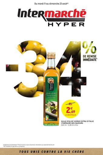 Intermarché catalogue publicitaire (valable jusqu'au 23-08)