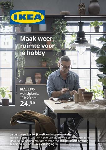 IKEA reclame folder (geldig t/m 08-08)