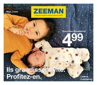 Zeeman catalogue publicitaire (valable jusqu'au 31-12)