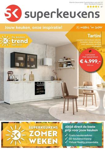 Superkeukens reclame folder (geldig t/m 16-08)