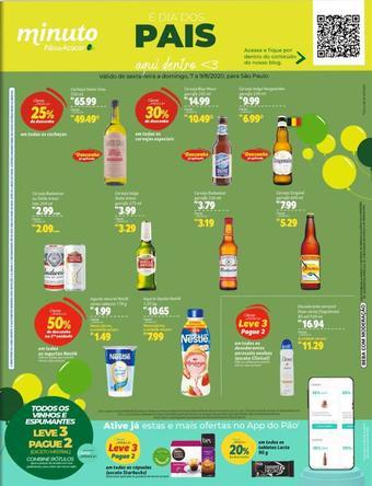 Pão de Açúcar catálogo promocional (válido de 10 até 17 13-08)