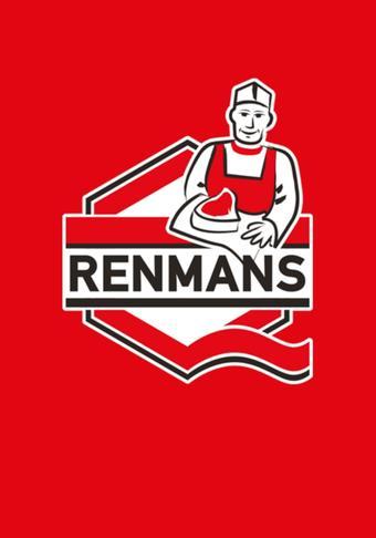 Renmans reclame folder (geldig t/m 20-08)
