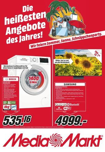 MediaMarkt Prospekt (bis einschl. 22-08)