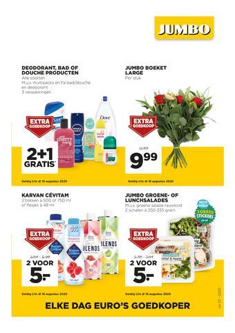 Agrimarkt reclame folder (geldig t/m 18-08)