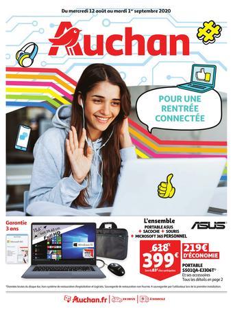 Auchan reclame folder (geldig t/m 01-09)