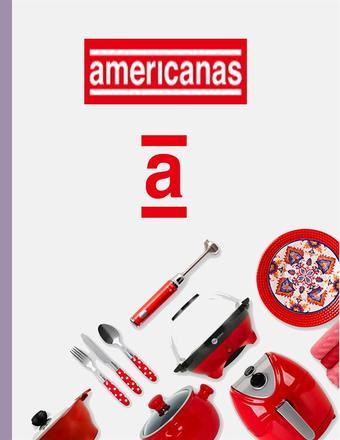 Lojas Americanas catálogo promocional (válido de 10 até 17 18-08)