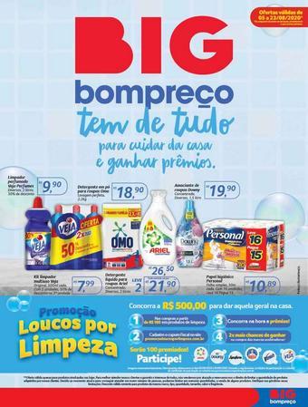 Hiper Bompreço catálogo promocional (válido de 10 até 17 23-08)