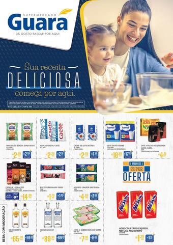 Supermercado Guará catálogo promocional (válido de 10 até 17 16-08)