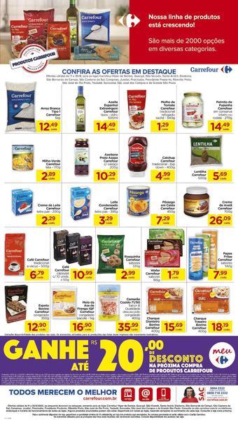 Carrefour catálogo promocional (válido de 10 até 17 30-08)