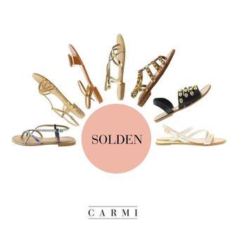 Carmi reclame folder (geldig t/m 06-10)