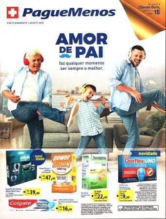 Farmácias Pague Menos catálogo promocional (válido de 10 até 17 27-08)