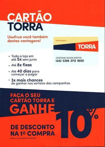 Torra Torra catálogo promocional (válido de 10 até 17 31-08)