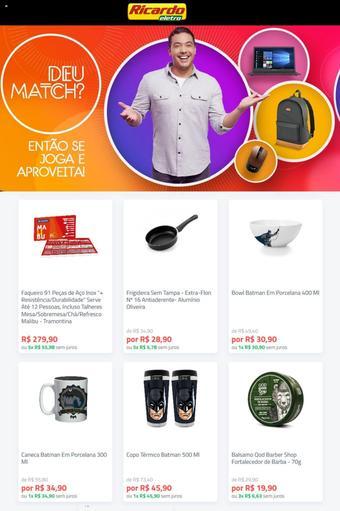 Ricardo Eletro catálogo promocional (válido de 10 até 17 24-08)