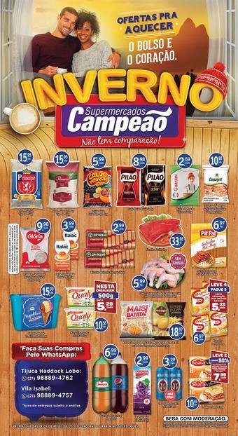 Supermercados Campeão catálogo promocional (válido de 10 até 17 13-08)