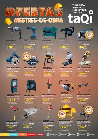 Lojas TaQi catálogo promocional (válido de 10 até 17 16-08)