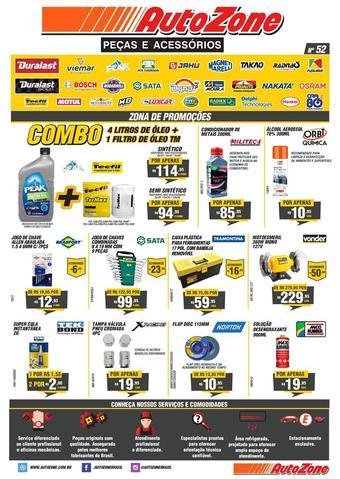 AutoZone catálogo promocional (válido de 10 até 17 04-10)