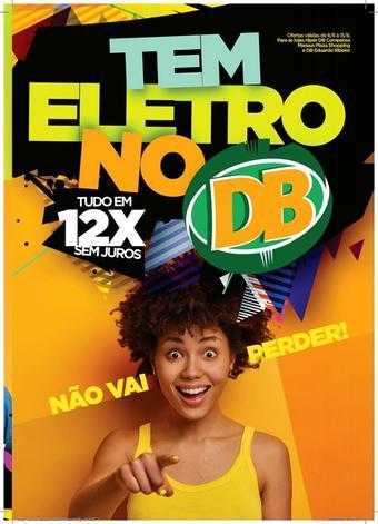 DB Supermercados catálogo promocional (válido de 10 até 17 15-08)