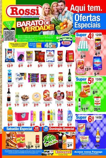 Rossi Supermercado catálogo promocional (válido de 10 até 17 18-08)