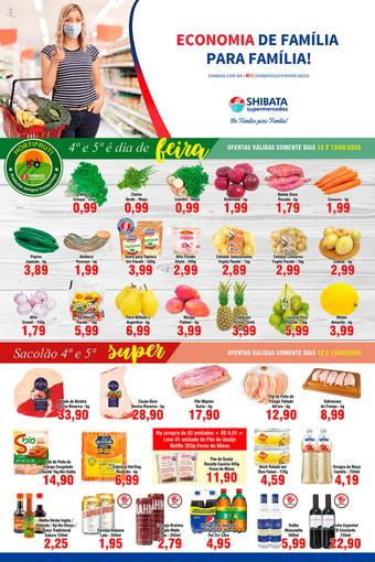 Shibata Supermercados catálogo promocional (válido de 10 até 17 18-08)