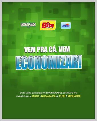 Big Supermercados catálogo promocional (válido de 10 até 17 20-08)
