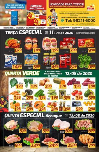 Rede Plus Supermercados catálogo promocional (válido de 10 até 17 17-08)
