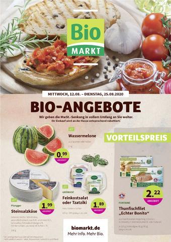 Biomarkt Prospekt (bis einschl. 25-08)