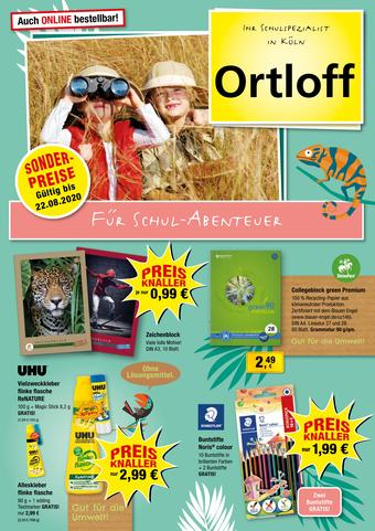 Ortloff Prospekt (bis einschl. 31-08)