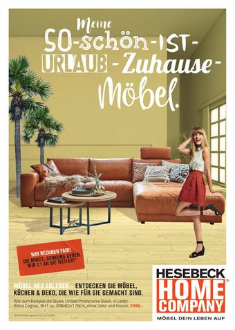 Hesebeck Home Company Prospekt (bis einschl. 31-12)