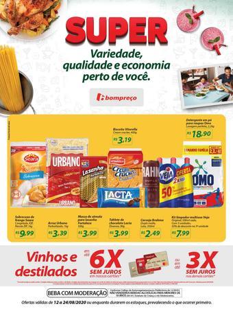 Bompreço catálogo promocional (válido de 10 até 17 24-08)