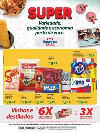 Mercadorama catálogo promocional (válido de 10 até 17 24-08)