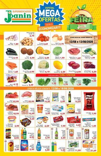 Supermercados Joanin catálogo promocional (válido de 10 até 17 18-08)