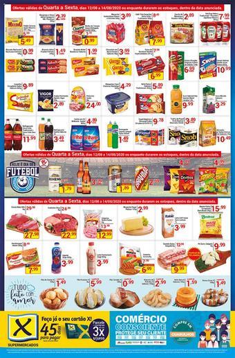 X Supermercados catálogo promocional (válido de 10 até 17 14-08)