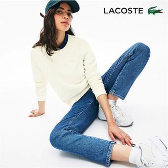 Lacoste catálogo promocional (válido de 10 até 17 30-09)