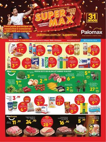 Palomax catálogo promocional (válido de 10 até 17 19-08)