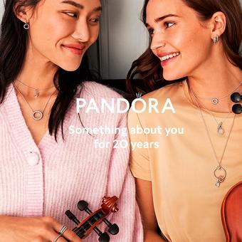 Pandora Prospekt (bis einschl. 11-10)