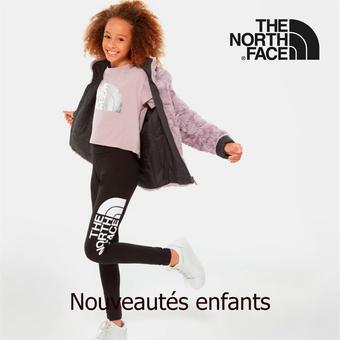 The North Face catalogue publicitaire (valable jusqu'au 05-10)