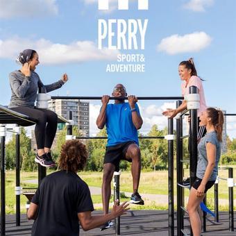 Perry Sport reclame folder (geldig t/m 31-08)