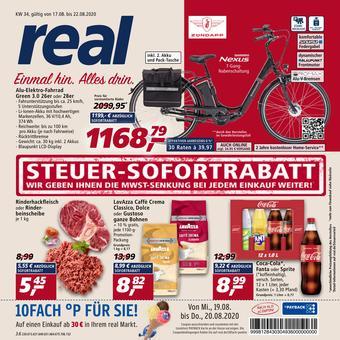 real reclame folder (geldig t/m 22-08)