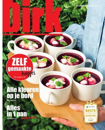 Dirk reclame folder (geldig t/m 27-09)
