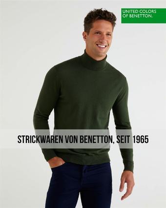 United Colors Of Benetton Prospekt (bis einschl. 14-10)