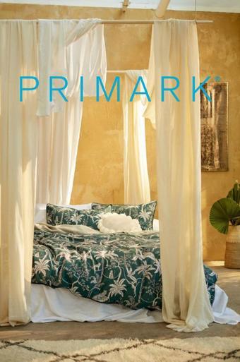 Primark reclame folder (geldig t/m 22-09)