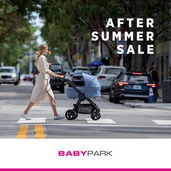 Babypark reclame folder (geldig t/m 21-09)