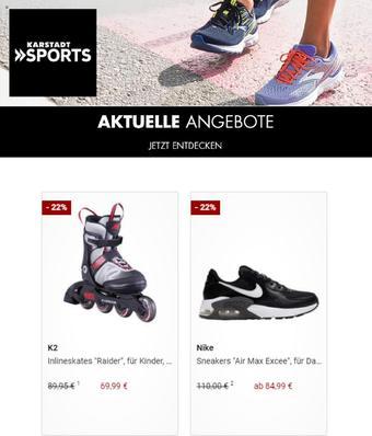 Karstadt Sports Prospekt (bis einschl. 30-09)