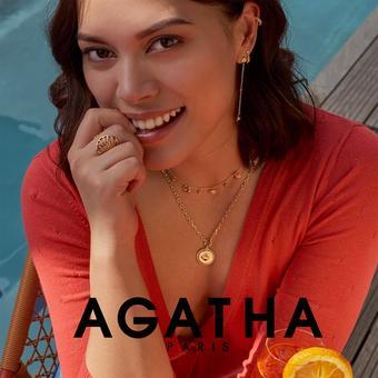 Agatha catalogue publicitaire (valable jusqu'au 18-10)
