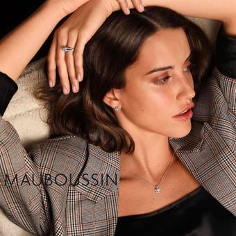Mauboussin catalogue publicitaire (valable jusqu'au 18-10)