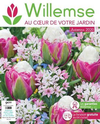Willemse France catalogue publicitaire (valable jusqu'au 31-10)