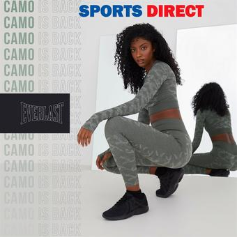 SportsDirect.com catalogue publicitaire (valable jusqu'au 19-10)