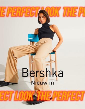 Bershka reclame folder (geldig t/m 28-09)